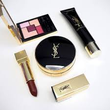 Makeup Ysl the makeup box ysl le cushion encre de peau fusion ink cushion
