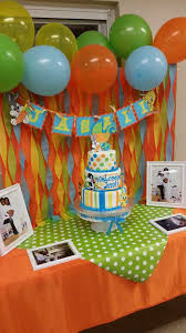 looney tunes baby shower baby looney tunes baby shower party ideas photo 4 of 8 catch