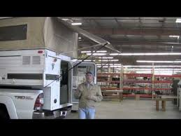 Camper Awnings For Sale Four Wheel Campers Awnings Youtube