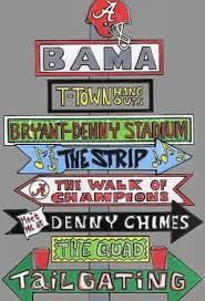 Alabama Football Home Decor 1331 Best Alabama Football Images On Pinterest Alabama Crimson