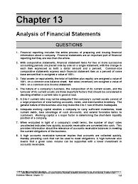 ch 13 sm faf5e balance sheet financial statement