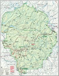 Map San Francisco To Yosemite National Park by Yosemite Nationalpark Wikiwand