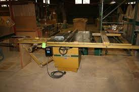Woodworking Machinery Auction Sites by Woodworking Equipment Tools The Thomas Hirchak Company