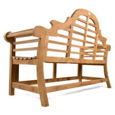 Teak Benches Lutyens Teak Bench Grade A Teak Furniture