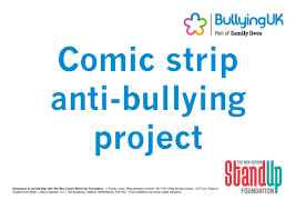 anti bullying week resources family lives