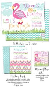 pink birthday invitations 48 best pink flamingo birthday party images on pinterest