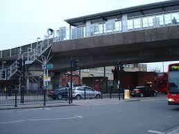 Deptford Bridge DLR station