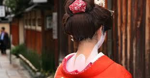 Japanische Hochsteckfrisurenen japanische frisuren schnell und trendy gestylt