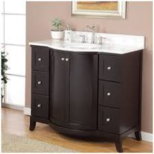 42 inch bathroom cabinet london 42 inch single sink vanity set in white finish with one make