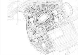Dome Floor Plans by Singapore Sportshub Dparchitects Archdaily