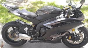 yamaha r6 race parts motorcycles for sale