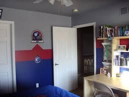 Cool Kids Rooms Decorating Ideas New York Giants Bedroom