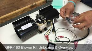 gfk 160 blower kit unboxing u0026 overview youtube