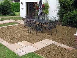 Backyard Gravel Ideas - triyae com u003d pea gravel landscaping ideas various design