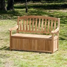 Patio Furniture Storage Bench Wood Patio Storage Bench U2013 Amarillobrewing Co