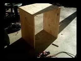 Diy Bass Cabinet Custom 4x10 Bass Cabinet Build Up Youtube