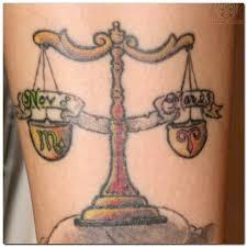 Libra Tattoos Ideas Libra Tattoo Images U0026 Designs