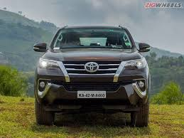 review the 2016 toyota fortuner is bolder u0026 stronger than before