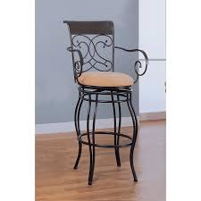 linon o u0026 x back 30 in metal swivel bar stool hayneedle