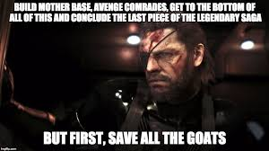 Mgs Meme - my mgs v experience so far imgflip