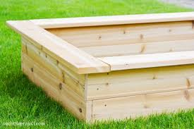 Garden Box Ideas How To Make A Garden Box