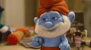 mandy patinkin voice papa smurf u0027smurfs u0027 reboot animation