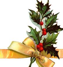holiday clip art free christmas clip art holly pictures 1