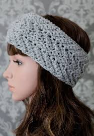 crochet hairband zig zag headband crochet pattern