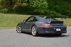 gold porsche gt3 2011 porsche 911 gt3 rs finished in grey black with black full