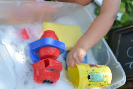 backyard car wash perfect for toddlers this summer glued to my