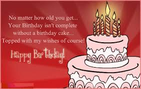happy birthday cake with wishes free download