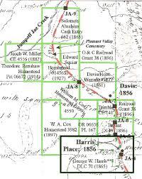Map Of Grants Pass Oregon by Harris Hugo Pioneers