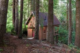 225 square foot cabin on mendocino coast