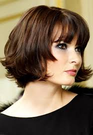 photos layered haircuts flatter round face women over 50 layered bob hairstyles to flatter round faces hairstyle ideas