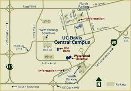 davis map uc davis reserve system visit