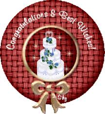 wedding wishes gif and best wishes