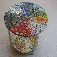 beer cap table top beer cap table top utrails home design unique touch for your