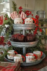christmas decorating ideas for kitchen christmas decorations for kitchen cabinets primitive kitchen utensil