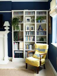 stylish blue living room makeover real homes