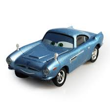 fin mcmissile disney pixar cars 2 1 55 scale diecast metal finn mcmissile car