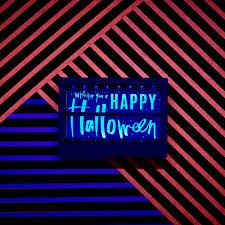 lghtbox glow black light reactive kit halloween u2013 heidi swapp