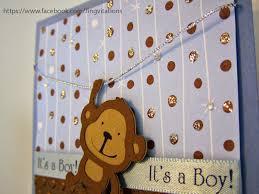jingvitations monkey theme for baby shower invitations