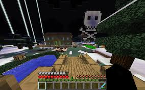 minecraft halloween city halloween decoration ideas survival mode minecraft java