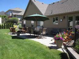 backyard garden design for modern house minimalist tropical idea