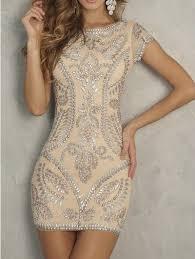 fashion homecoming dress short mini prom dress lace cocktail