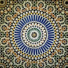 Moroccan Art History | the beautifully complex art of moroccan mosaics