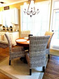 rattan kitchen furniture awesome rattan kitchen chairs ideas also table and bar stools