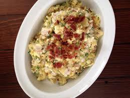 egg salad ina garten egg and potato salad with bacon the mom 100 the mom 100