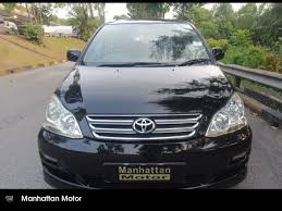 toyota picnic buy used toyota picnic auto w o roof rack car in singapore 62 800