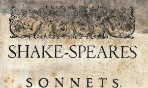 sonnets sonnet poems